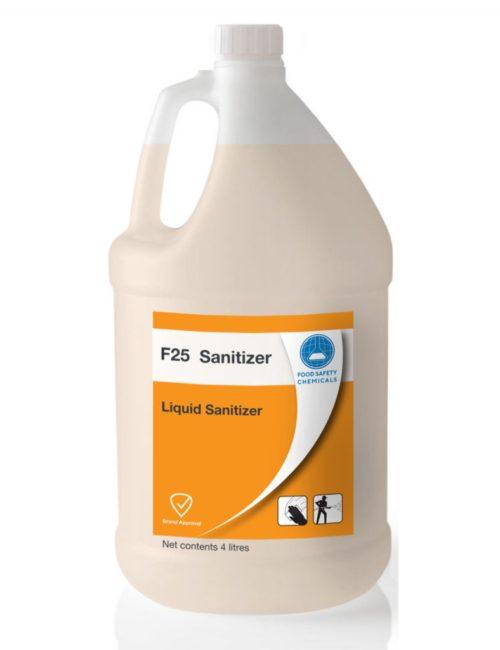 F25 Sanitiser