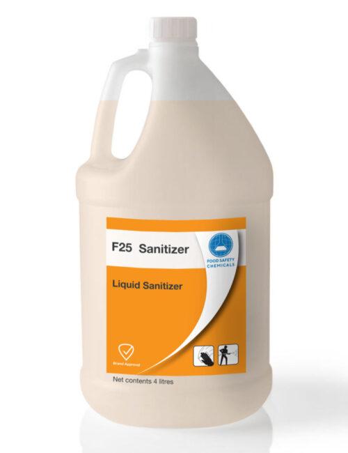 Formula  25 – Liquid Sanitiser
