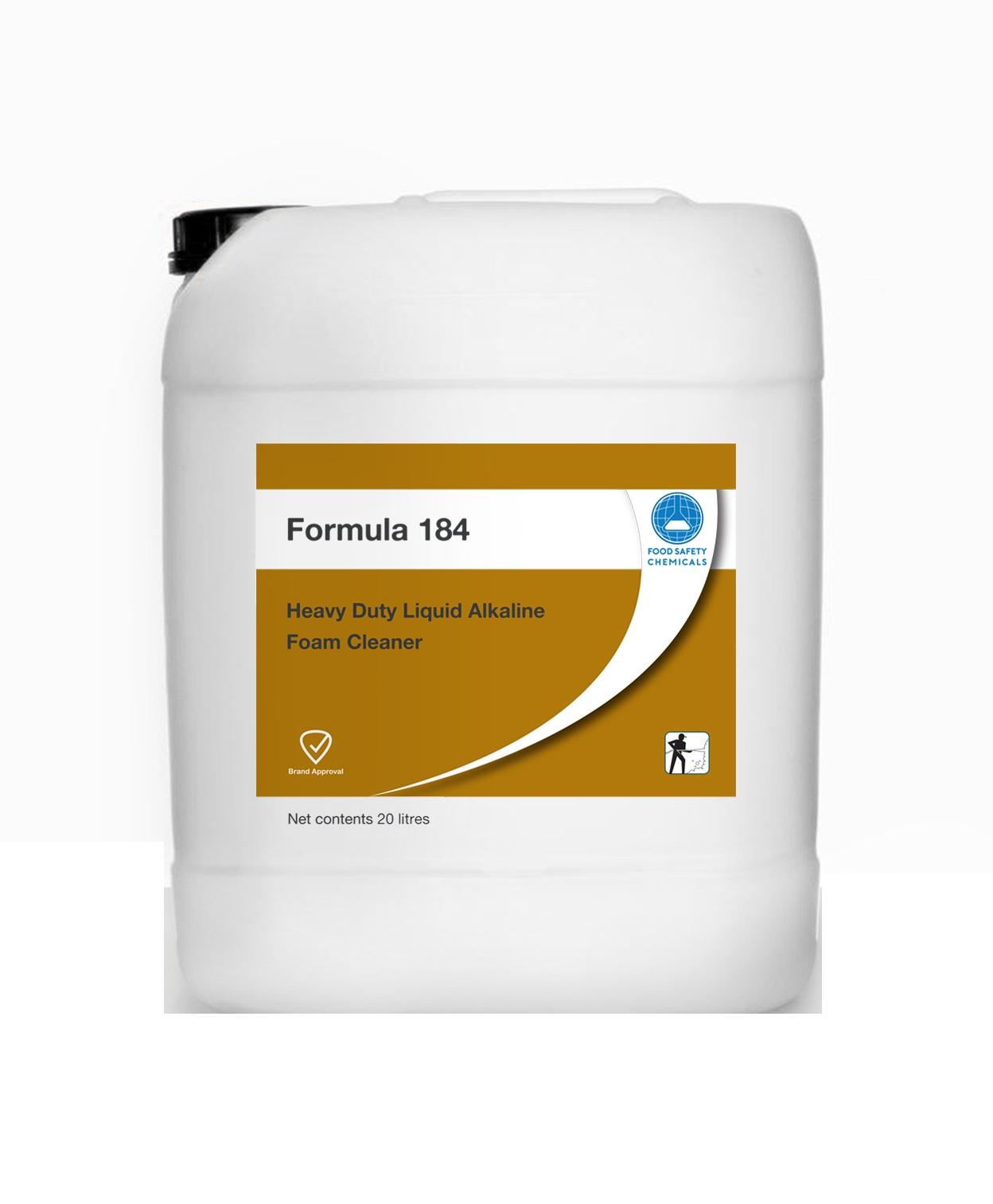 Formula 184