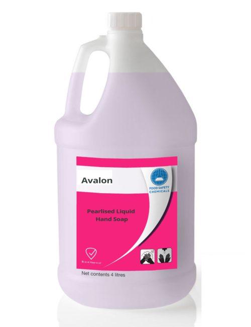 Avalon – Pearlised Liquid Hand Soap