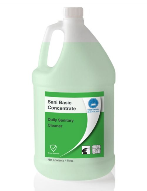 Sani Basic – Daily Sanitary Cleaner Concentrate