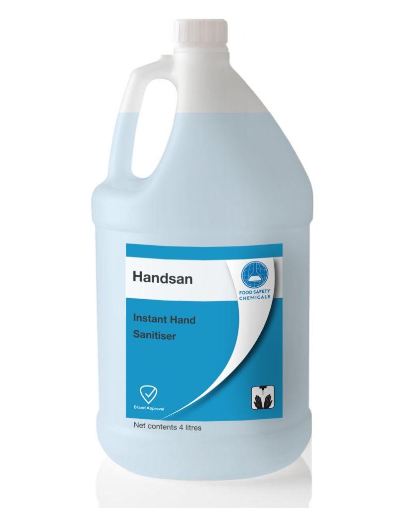 Handsan – Hand Sanitiser
