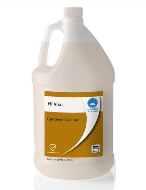 Hi Visc – Gel Oven Cleaner